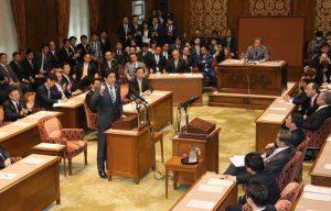 4月17日は何の日【安倍晋三首相】民主・海江田代表に「0増5減」協力を要請