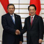 6月17日のできごと(何の日)【菅直人首相】インドネシア・ユドヨノ大統領と会談