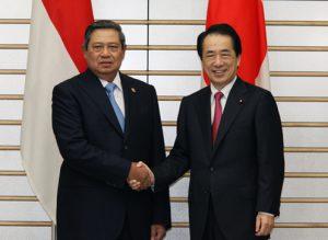 6月17日は何の日【菅直人首相】インドネシア・ユドヨノ大統領と会談