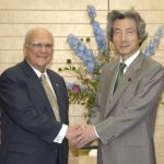 6月17日のできごと(何の日)【小泉純一郎首相】ニカラグア共和国大統領と会談