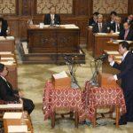 6月17日のできごと(何の日)【麻生太郎首相】党首討論で窮地脱せず