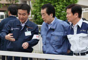 6月18日は何の日【菅直人首相】千葉県の液状化被害を視察