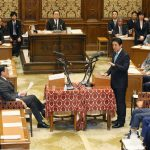 5月18日のできごと【安倍晋三首相】今国会初の党首討論