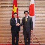 3月18日のできごと(何の日)【安倍晋三首相】ベトナム国家主席と会談