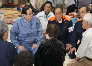 6月18日は何の日【福田康夫首相】岩手・宮城内陸地震の被災地を視察