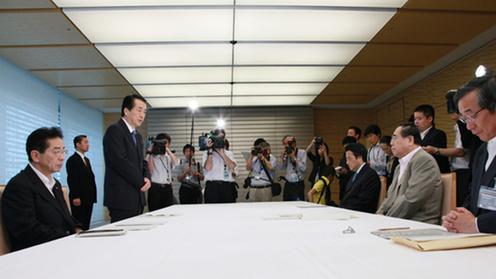 6月18日のできごと(何の日)【菅直人首相】拉致問題解決に決意