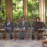5月18日のできごと【小泉純一郎首相】都市再生本部会合に出席
