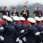 3月19日のできごと(何の日)【安倍晋三首相】海上保安学校卒業式に出席