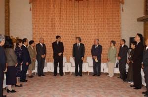 3月19日のできごと(何の日)【小泉純一郎首相】北朝鮮拉致被害者家族と面会