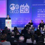 5月25日のできごと【菅直人首相】OECD設立50周年式典で演説