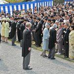 4月17日のできごと(何の日)【春の園遊会】フィギュア・羽生結弦選手ら2070人が出席