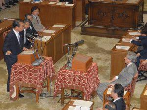 5月17日は何の日【小泉純一郎首相】民主党・小沢一郎代表と党首討論