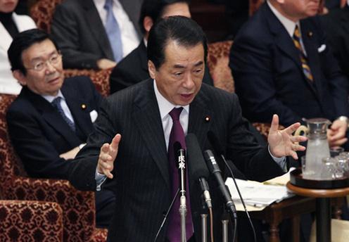 3月7日のできごと(何の日)【菅直人首相】前原前外相辞任「任命責任ある」