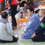 4月29日のできごと【安倍晋三首相】熊本、大分両県を視察