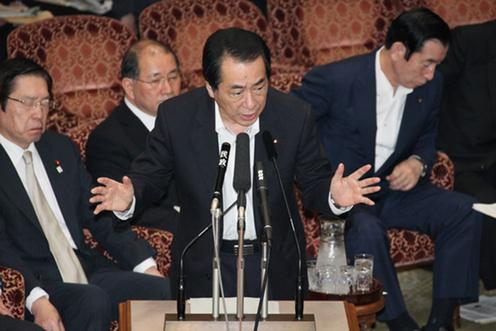 5月20日のできごと【菅直人首相】東北の高速無料化「復興に有効」
