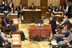 5月20日は何の日【安倍晋三首相】安保法案めぐり野党党首と論戦