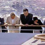 3月20日のできごと(何の日)【森喜朗首相】えひめ丸事故現場を訪問