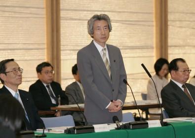 5月20日のできごと【小泉純一郎首相】障害者が自立できる社会を