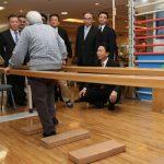3月20日のできごと(何の日)【鳩山由紀夫首相】都内を視察