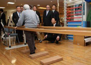 3月20日は何の日【鳩山由紀夫首相】都内を視察