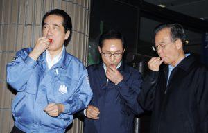 5月21日は何の日【日中韓3首脳】福島市内の避難所を訪問