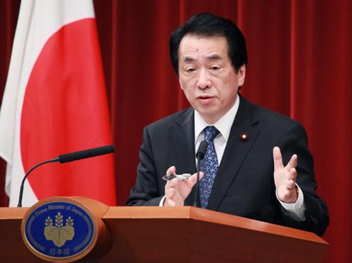 6月21日のできごと(何の日)【菅直人首相】消費増税「早くて2、3年後」