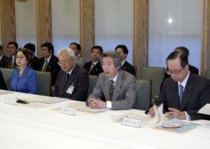 5月21日は何の日【小泉純一郎首相】観光立国関係閣僚会議に出席