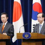 4月21日のできごと(何の日)【福田康夫首相】韓国・李明博大統領と会談