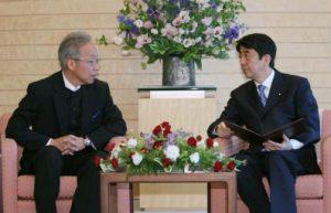 5月21日は何の日【安倍晋三首相】谷村新司さんの歌を賞賛