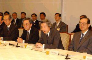 5月22日は何の日【小泉純一郎首相】知的財産戦略会議に出席
