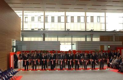 4月22日のできごと(何の日)【新・首相官邸】開館披露式典