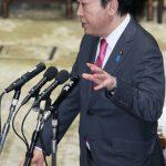 5月22日のできごと(何の日)【野田佳彦首相】消費増税法案不成立なら「重い責任」