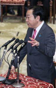 5月22日は何の日【野田佳彦首相】消費増税法案不成立なら「重い責任」