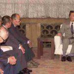 5月23日のできごと(何の日)【小泉純一郎首相】ハンセン病原告団と面会