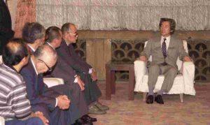 5月23日は何の日【小泉純一郎首相】ハンセン病原告団と面会