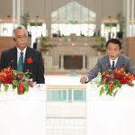 5月23日のできごと(何の日)【麻生太郎首相】「島しょ国との関係強化期待」