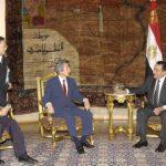 5月24日のできごと(何の日)【小泉純一郎首相】エジプト・ムバラク大統領と会談