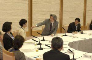 6月25日は何の日【小泉純一郎首相】メルマガ読者と対話集会