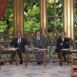 2001 平成13年5月25日のできごと【小泉純一郎首相】産業構造改革・雇用対策本部会議に出席