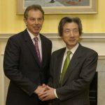 4月26日のできごと【小泉純一郎首相】英・ブレア首相と会談