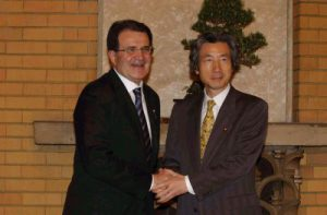 4月26日は何の日【小泉純一郎首相】欧州委員会委員長と会談
