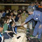 3月26日のできごと(何の日)【小泉純一郎首相】福岡県西方沖地震被災地を視察