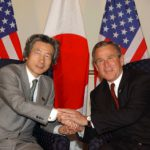 6月25日のできごと(何の日)【小泉純一郎首相】米・ブッシュ大統領と会談