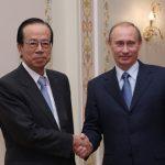 4月26日のできごと【福田康夫首相】ロシア・プーチン大統領と会談