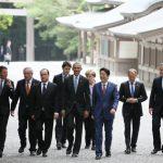 2016 平成28年5月26日のできごと【G7首脳】伊勢神宮を訪問