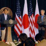 4月27日のできごと【安倍晋三首相】米・ブッシュ大統領と会談