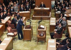 5月27日は何の日【麻生太郎首相】民主党・鳩山代表と党首討論