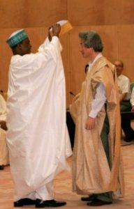 6月28日は何の日【小泉純一郎首相】在京アフリカ外交団と懇談