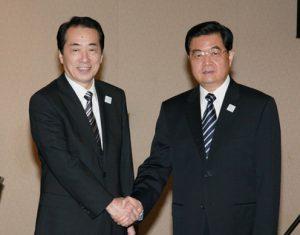 6月27日は何の日【菅直人首相】中国・胡錦濤国家主席と会談