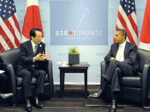 6月27日は何の日【菅直人首相】米・オバマ大統領と会談